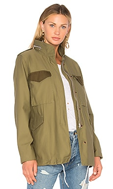 Ash Field Jacket