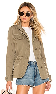Daniella Washed Jacket Rag & Bone $347
