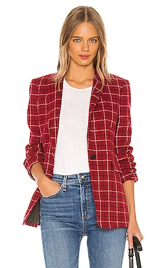 Hazel Check Blazer Rag & Bone $595 BEST SELLER
