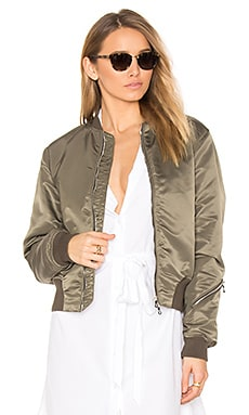 Morton Bomber Jacket in Vertiver