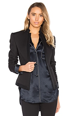 Waverly Blazer en Negro