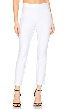 Simone Pant in White