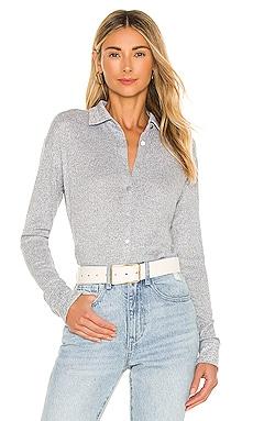 The Knit Rib Shirt Rag & Bone $195