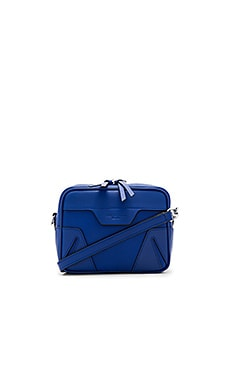 Mini Flight Camera Bag in Cobalt