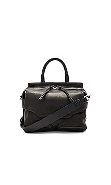 Small Pilot Satchel in Black
