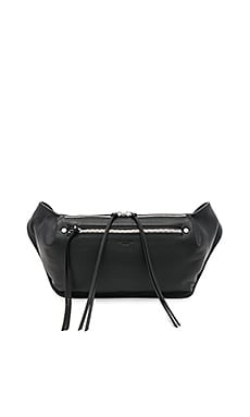 Large Ellis Fanny Pack in Black