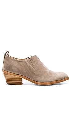 Rag & Bone Thompson Boot in Warm Grey Suede