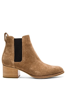 Walker Boot in Camel Suede