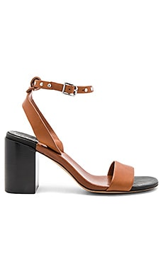 Gia Sandal in Tan