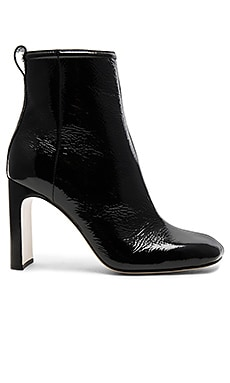 Ellis Boot in Black Patent