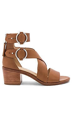 Mari Sandal in Tan