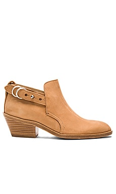 Rag & Bone Sullivan Bootie in Tan Nubuck