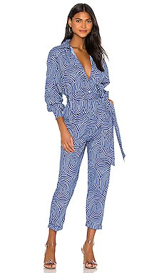 June Jumpsuit Rhode $255