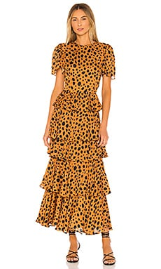 Serena Dress Rhode $273