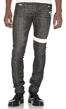 Rhude Rhider Jean in Black