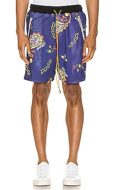 Bandana BBall Shorts Rhude $475 NOVEDADES