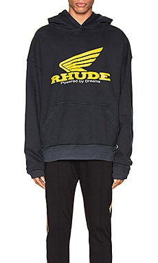 YELLOW RHONDA 후디 Rhude $572