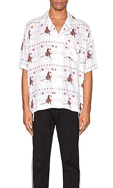 Cowboy Hawaiian Shirt Rhude $201