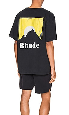Moonlight Logo Tee Rhude $208