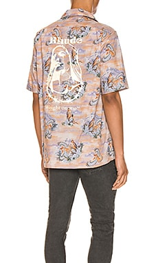Eagle Button Up Rhude $514