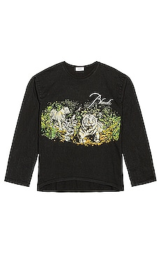 Lions Long Sleeve Tee Rhude $228