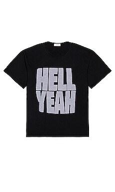 Hell Yeah Tee Rhude $221 NEW