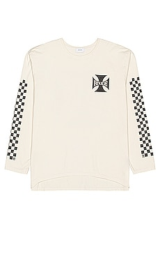 Classic Checkers Long Sleeve Tee Rhude $228