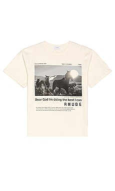 Best I Can Graphic Tee Rhude $226 NEW