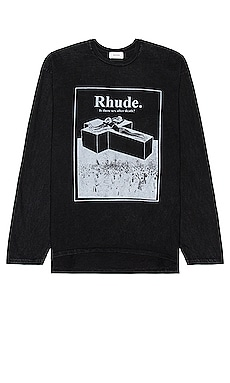After Death Long Sleeve Tee Rhude $405