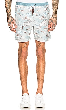 Mohalo Beach Short Rhythm $42