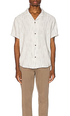 Vacation Stripe Shirt Rhythm $48 (FINAL SALE)