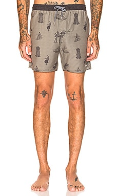Duke Beach Short Rhythm $56
