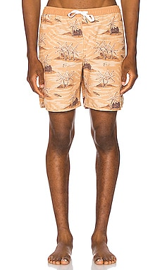 Honolulu Beach Short Rhythm $30 (Rebajas sin devolución)