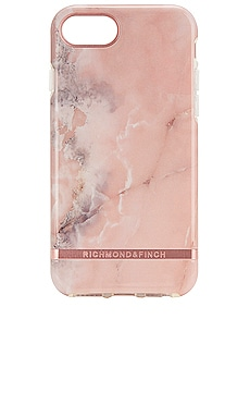 Pink Marble iPhone 6/7/8 Case