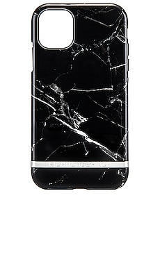 Black Marble iPhone 11 Case Richmond & Finch $46