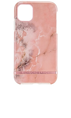 Pink Marble iPhone 11 Case Richmond & Finch $46