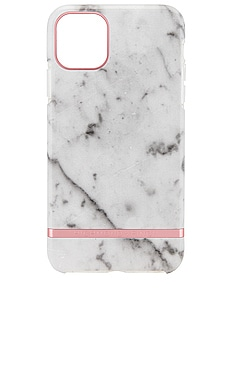 White Marble iPhone 11 Pro Max Case Richmond & Finch $52