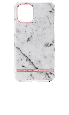 Black Marble iPhone 11 Pro Case Richmond & Finch $46