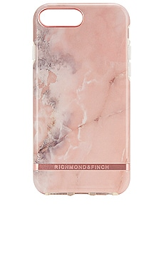 Pink Marble iPhone 6/7/8 Plus Case Richmond & Finch $52 BEST SELLER