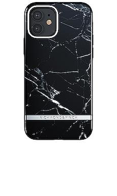 Black Marble iPhone 12 Case Richmond & Finch $15 (FINAL SALE)