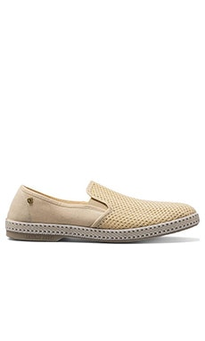 Rivieras Classic  Shoe in Beige