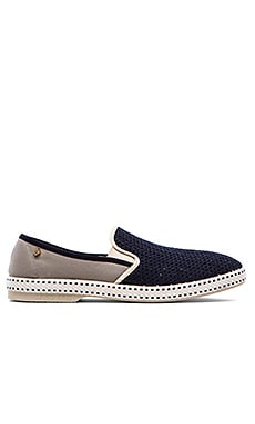 SNEAKERS SLIP-ON TOUR DU MONDE