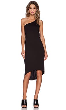 Riller & Fount Bradley Dress in Coal