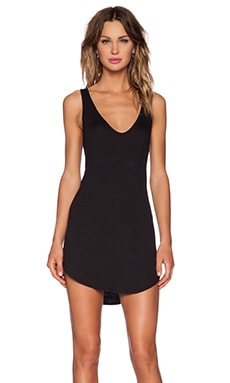 Riller & Fount Coco Dress in Coal