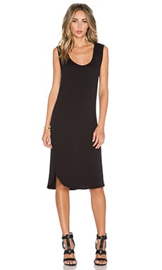 Riller & Fount Beckett Dress in Coal