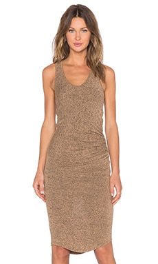 Riller & Fount Claudette Dress in Camel