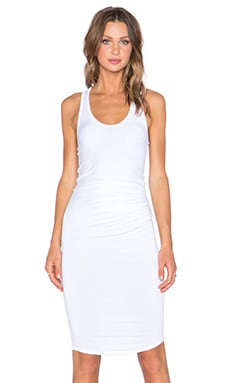 Riller & Fount x REVOLVE Genevieve Dress in White