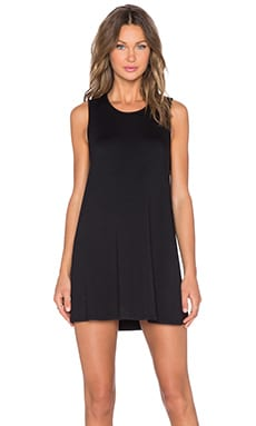 Riller & Fount Georgio Dress in Black
