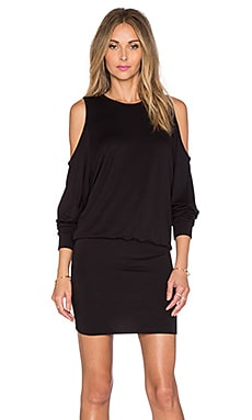 Riller & Fount Hanna Dress in Black