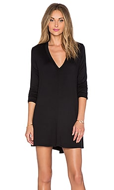 Riller & Fount Kevin Tunic in Black